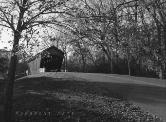 Road to the Covered Bridge by thebreat