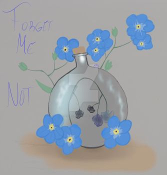 Forget Me Not by obsessed-sorry123
