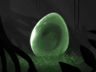 Egg by GROMALOCARIS