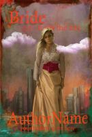 Bride from the city - premade book cover by Madink2000