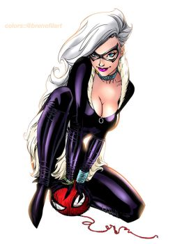 Black Cat by Brenofil