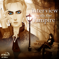 Interview with the Vampire by wayward-son-d