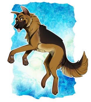 COM: GSD by ArkanFire