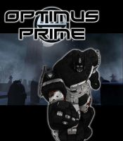 Optimus Prime Blackest Night by Optimus77463