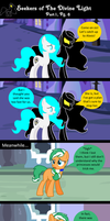 Seekers of The Divine Light Part 1/Pg 6 by EmoshyVinyl