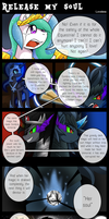 Chapter 41 : Release My Soul by vavacung