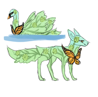 Swan Plant OUTDATED REF hoLD ON by Cassisokay