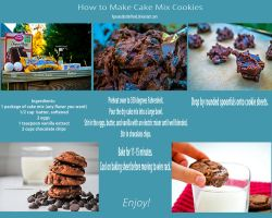 Cake mix cookie walkthrough by Apeanutbutterfiend