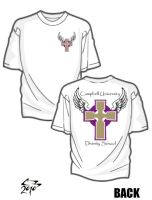 Divinity School T-Shirt 7 by simplemanAT