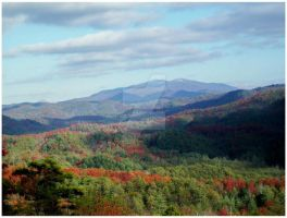 The Great Smoky Mountains Eden - 2009 by Crystal-Marine
