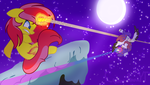 i will move forth and win your war..... by Crystal-BloomYT