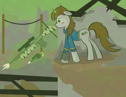 War Never Changes  by skyflys