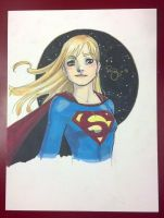 SUPERGIRL by Renae De Liz - For Sale! by RayDillon