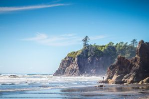Ruby Beach, WA III by DanielGliese