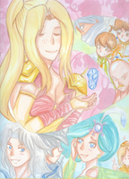 ff4 groups by hiromihana