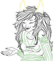 Homestuck: The Disciple by NancyStageRat