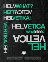 HELVWHAT by alesfuck