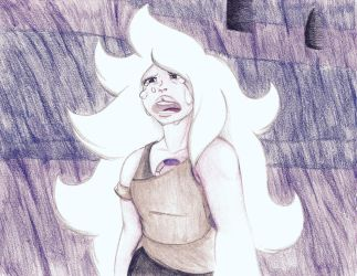Amethyst - I Never Asked to be Made by CrowDeCorvidae