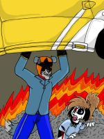 Starhound to the Rescue by colley