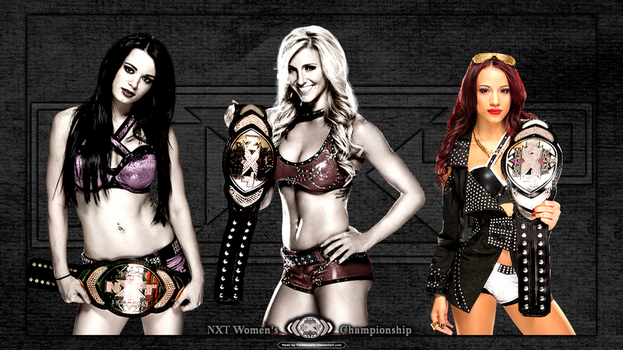 NXT Women's Championship by YorkeMaster