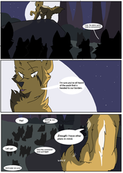 Wolf's Destiny- Page 77 by Itrakat