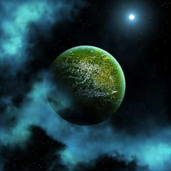 Planet - First attempt by ThetaHelion