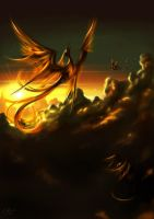.We are the Fire. by Xenonia