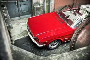 1966 Ford Mustang Convertible - Shot 1 by AmericanMuscle