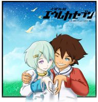 Eureka Seven by darkcat2004
