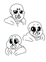 Pick a Sans, Any Sans! by Star-Babu