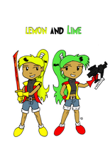Lemon And Lime by JohnnyFive81
