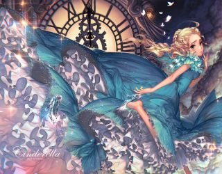 Countdown to midnight by kawacy