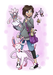 Pokemon: Gym Leader 'Sona by AbnormallyNice