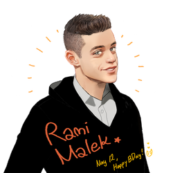 0512 Rami day!! by Hallpen