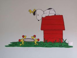 snoopy 1 by Theatricalarts
