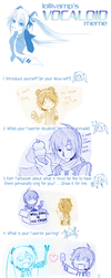 Vocaloid meme by ItaLuv