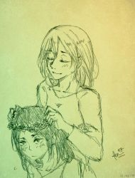 Flower Crown by jess09