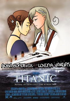 I am Jack, she is Rose. by AskFemNorway