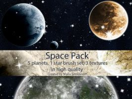 Space Pack by MariaSemelevich