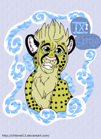 Demyx Cheetah ID by chibired13