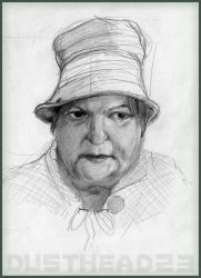 Old Woman by dusthead-23