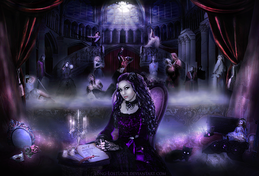 Theatre of Tragedy by ChristabelleLAmort
