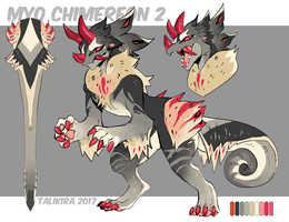 Chimereon MYO Contest 2 by talikira