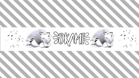Okami banner by Lily Fansub by Lily-Fansub
