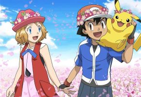 Amourshipping ^^ by mikan21