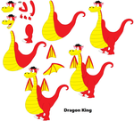 Character Builder Dragon King by DingoFan