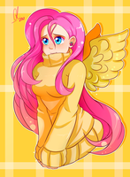 Flattershai - My little pony by Chyche