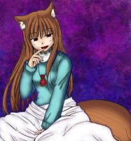 Horo from Spice and Wolf by Kareeda