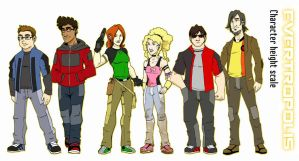 Evertropolis height scale by wheretheresawil
