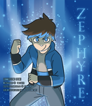 (COMMISSION) Zephyre by GirlWithTheGreenHat